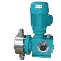 Buy cheap Industrial Electric Motor Diaphragm Dosing Pump For Fertigation / Chemigation from wholesalers