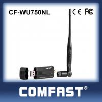 Buy cheap Comfast CF-WU750NL wifi usb adapter with external antenna Non-driver installation from wholesalers