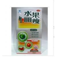 Buy cheap Healthy and Effective Fruit Slimming Lishou Weight Loss Capsule Strong Version Slimming Capsule Healthy Fruit Slimming from wholesalers