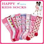 Buy cheap Shiny Stockings Socks Custom Long Patterned Socks For Girl from wholesalers