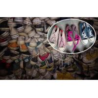 Buy cheap Big Size Men Size Second Hand Used Shoes Wholesale , Sneaker Shoes Bales from wholesalers