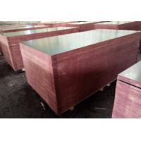 Buy cheap 15MM Melamine Glue Brown Film Faced Plywood for Construction from wholesalers