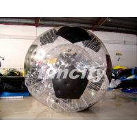 Buy cheap Durable Tpu/Pvc Material Children / Adults Inflatable Zorb Ball from wholesalers