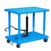 Buy cheap Mobile Hydraulic Lifting Table Trolley from wholesalers