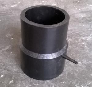 China ZhejiangTaizhou plastic reducing coupler PE pipe fitting mould on sale