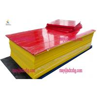 Buy cheap moisture resistant high chemical resistance mats pe raw material hdpe sheet from wholesalers