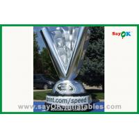 Buy cheap Sports Huge Inflatable Trophy Cup Commercial Inflatable Advertisement With RoHS from wholesalers