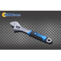Buy cheap Mechanical Engineering Hand Tools Adjustable Spanner Wrench 200mm Universal from wholesalers
