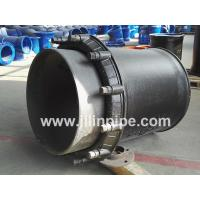 Buy cheap Ductile iron pipe fittings, Self restrained lock for DI pipe. from wholesalers