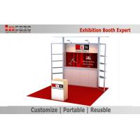 Buy cheap Standard Exhibition Booth 10X10 Booth Display Stand For promotional from wholesalers