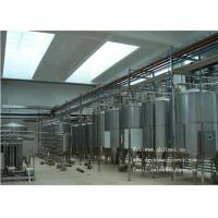 Buy cheap Mango Fruit Processing Line 1L Gable Top Carton Package 3000L/H from wholesalers
