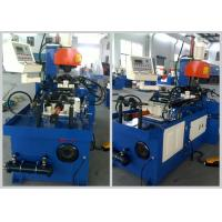 Buy cheap Copper / Cast Iron Tube Automatic Pipe Cutting Machine Fast Cutting Speed from wholesalers