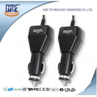 Buy cheap 5V 1a / 5v 2.1a Ac To Dc Mini Usb Car Charger Adapter High Efficiency product