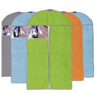 Buy cheap Dustproof Storage Travel Hanging Garment Bag Nonwoven With Custom Logo from wholesalers
