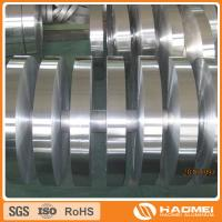 Buy cheap Best Quality Low Price Asia top quality price High precision silver 3004 aluminum strip for lamp cap from wholesalers