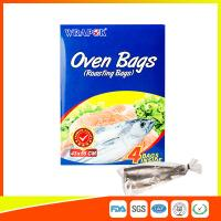 Buy cheap PET Oven Cooking Bags Heat Resistant For Fish / Meat / Turkey Eco Friendly from wholesalers