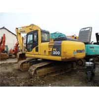 Buy cheap Good Condition Low Price Original Japan Used Komatsu PC200-8 Excavator For Sale from wholesalers