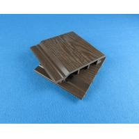 Buy cheap Outdoor WPC Wall Cladding , Wood Plastic Composite Wainscot Panels from wholesalers