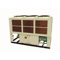 Buy cheap Copper Fins Condenser Air Cooled Screw Chiller With Bitzer Screw Compressor from wholesalers