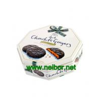 Buy cheap octagonal tin box  cookie tin box biscuit tin box from wholesalers