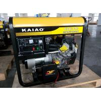 Buy cheap Fully Power Output Open Frame Diesel Generators 10KW With Low Noise / Smooth Operation from wholesalers