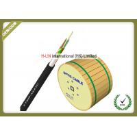Buy cheap Single Sheathed Nonmetallic Waterproof Fiber Optic Cable PE Jacket GYFTY-12B1.3 from wholesalers
