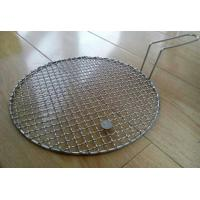 Buy cheap Stainless Steel Crimped Wire Mesh Barbecue Grill Net With Food Grade Stainless Steel Wire from wholesalers