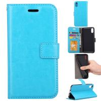 Buy cheap Apple Iphone Crazy Horse Leather Wallet Case Three Id Card Slot For Iphonex Iphone 10 from wholesalers