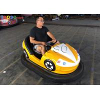 Buy cheap Ceiling Grid  Dodgems Electric Bumper Cars Low Speed For Amusement Park product
