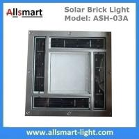 Buy cheap 8x8 inch Square Solar Paver Lights Patio Garden Landscaping Solar Underground Lights Solar Brick Lights from wholesalers