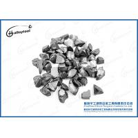 Buy cheap Metal abrasive cast steel tungsten carbide grit grade YG8, tungsten granules from wholesalers