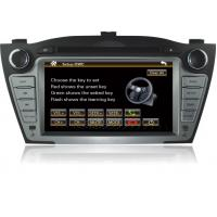 Buy cheap 7'' 2 DIN TFT LCD Car dvd player with 3G/BT/radio/gps for Hyundai IX35 from wholesalers
