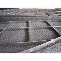 Buy cheap Anti-Corrosion Knitted Wire Mesh/Mesh Mist Eliminator /  Stainless Steel YORK MESH Demister Mist Eliminator from wholesalers