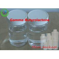 Buy cheap γ  - Butyroladone pharmaceutical GBL raw material Gamma - Butyrolactone hot US from wholesalers
