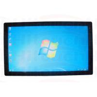 Buy cheap 46 inch multi touch screen monitor, optical imaging CCD desktop wall-mount touch display from wholesalers