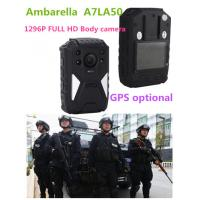 Buy cheap OEM 1296P HD IR Night Vision Wearable Video Camera , 8 Hours Recording from wholesalers