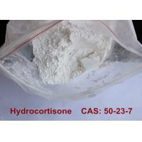 Buy cheap Pharmaceutical Grade Steroid Hormones Bodybuilding Hydrocortisone Raw Powder from wholesalers