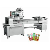 Buy cheap Lollipop Candy Packaging Machine , Food Sealing Packaging Machine from wholesalers