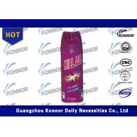 Buy cheap Household Aerosol Spray Daily Chemical Oil Based Insect Killer Spray from wholesalers