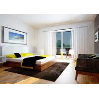 Buy cheap 3 - 4 Star Hotel Apartment Furniture Bed Room Sets with Formica HPL from wholesalers