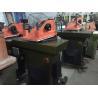 Buy cheap Shoemaking 20T  ATOM Second hand Rebuild swing arm clicking cutting machine Пресс вырубочный гидравлический Атом from wholesalers