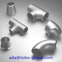 Buy cheap ASTM A403 / A403M WP321 ASME B16.9 Stainless Steel Concentric / Eccentric from wholesalers