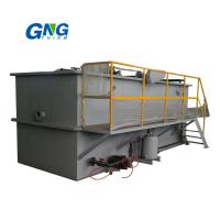 Buy cheap Oil Water Separator Dissolved Air Flotation Equipment / Dissolved Air Floatation Unit from wholesalers