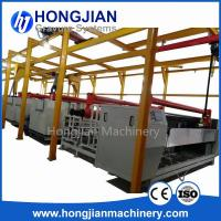 Buy cheap Fully Automatic Cylinder Production Lines Galvanic Tanks Galvanic Plating Equipment for Gravure Cylinder Processing Line product