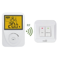 China Digital Wireless Heating Boiler Thermostat for Hotel Home 230V 6A on sale