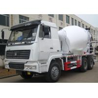 Buy cheap Concrete Mixer Truck (HOWO ZZ5437S4667W) with Top Quality Steering System from wholesalers