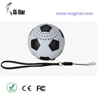 Buy cheap Portable Football Blutooth speaker from wholesalers