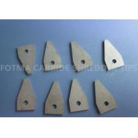 Buy cheap Customized K20 Tungsten Carbide Shredder Tips Cutting Tools for Crusher Machines from wholesalers