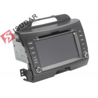 Buy cheap Kia Sportage 2010 Dvd Gps Car Audio With Navigation And Bluetooth 3G DVR TPMS from wholesalers