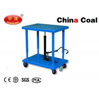 Buy cheap Mobile Hydraulic Lifting Table Trolley MD Series 90kg to 2700kg  Lifting Table from wholesalers